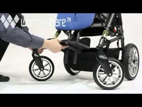 Παιδικό αναπηρικό καροτσάκι βόλτας BINGO Evolution by HOGGI