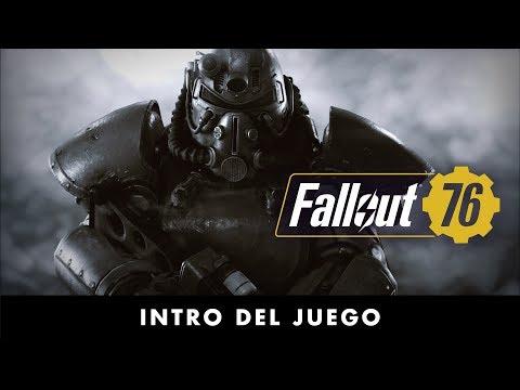 Fallout 76 – Introducción oficial del juego