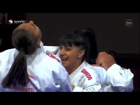 Premier League Istanbul  2021 Bronze Medal  Kata Team Female
