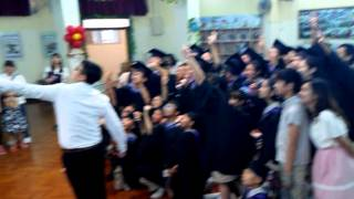 Publication Date: 2015-07-03 | Video Title: 香港路德會增城兆霖學校2014-15畢業生花絮