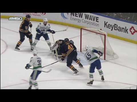 Vancouver Canucks vs Buffalo Sabres | NHL | 12-FEB-2017