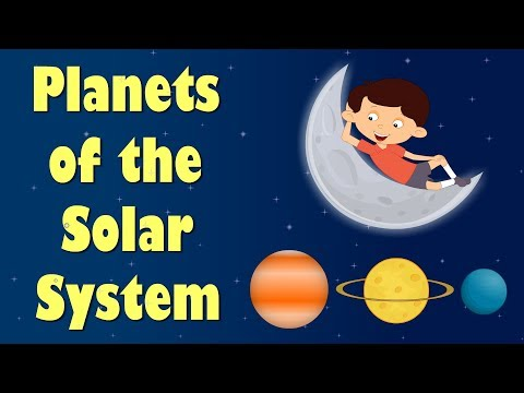Planets of the Solar System | Videos for Kids | #aumsum #kids #education #solarsystem #planet