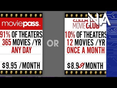 There's a New Cheaper Movie Ticket Pass