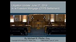 California MBA Mortgage Quality and Compliance Webinar - June 27, 2019