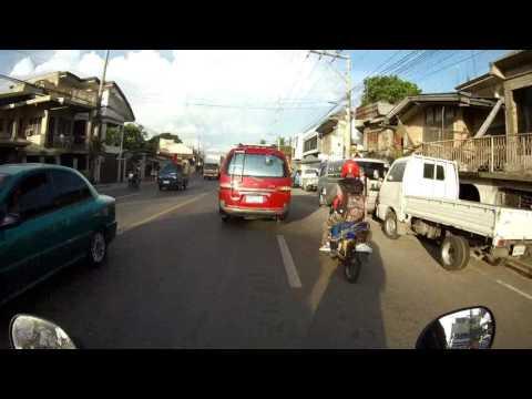 Dalaguete, Cebu, Philippines ride