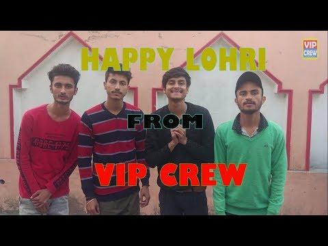 Happy Lohri | VIP CREW