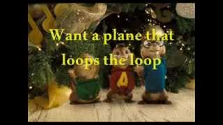 "Chipmunk Song: ""Christmas Don"