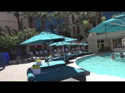MGM Grand Las Vegas  Pool Walkthrough 2015