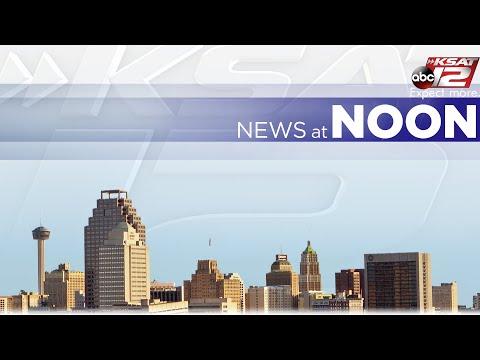 KSAT 12 News At Noon : Apr 06, 2020