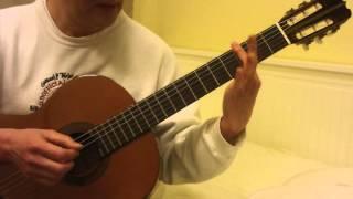 """Hướng Dẫn Guitar Solo Đoạn Dạo Đầu (Intro.) Bài """"NHỎ ƠI"""""""