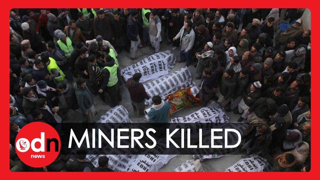 Shocking! Mystery Gunmen Abduct and Kill 11 Shiite Coal Miners in Pakistan