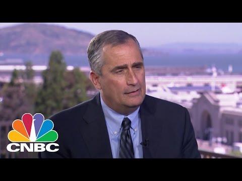 Intel Corporation CEO Brian Krzanich: Innovation Engine | Mad Money | CNBC