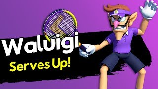 Waluigi FOR SMASH! (Character Moveset Concept #3)
