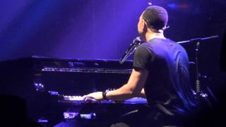 John Legend - Bridge over troubled water @ Super Sonic