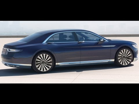 WHY THE 2015 LINCOLN CONTINENTAL *Concept* SUCKS!!! - YouTube