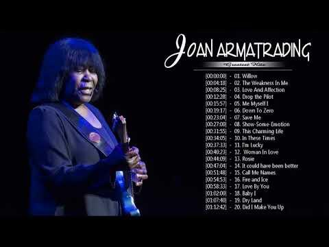 Joan Armatrading Greatest Hits Full Album || Joan Armatrading The Best Of