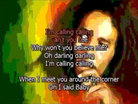 Bob Marley Satisfy my soul  Karaoke