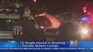5 Shot At Queens Nightclub