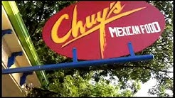Chuy's Mexican Food Eating Tip