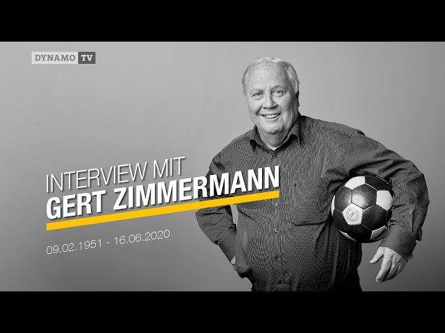 Interview mit Gert Zimmermann
