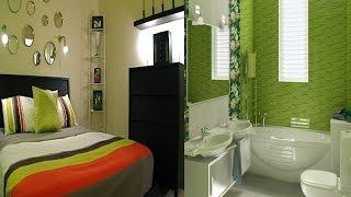 8 Desain Interior Nuansa Warna Hijau Rumah Minimalis.