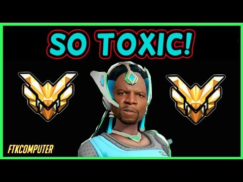 Because Master Rank is Toxic AF, I have to Flex... (Overwatch) thumbnail