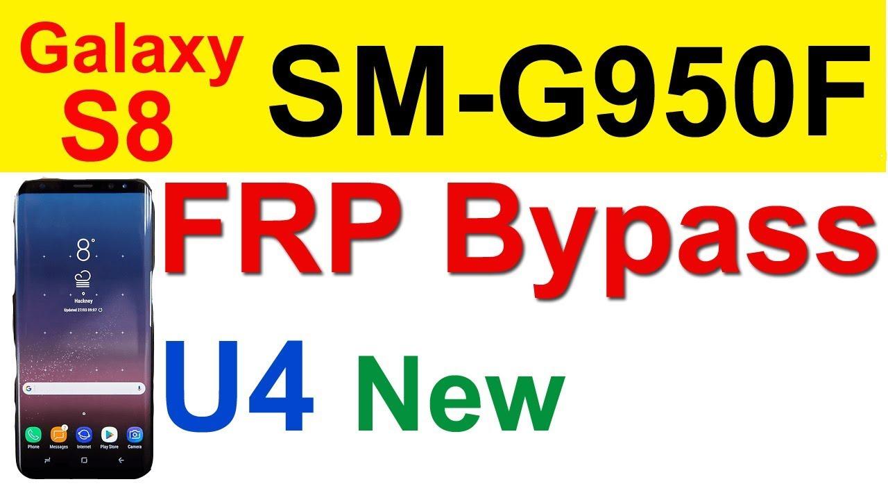 G950f U4 Firmware