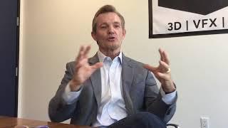 Legend 3D CEO Aidan Foley