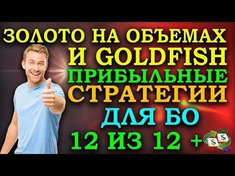 ПРИБЫЛЬНЫЕ СТРАТЕГИИ ЗОЛОТО НА ОБЪЕМАХ И GOLDFISH / БИНАРНЫЕ ОПЦИОНЫ FINMAX / UTRADER / OLYMP TRADE