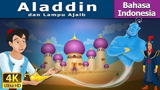 Aladdin dan Lampu Ajaib | Dongeng anak | Kartun anak | Dongeng Bahasa Indonesia