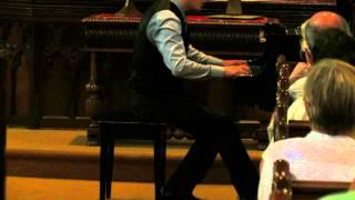 Liszt Hungarian Rhapsody No. 4 - Timothy Brennan Prelude Recital, Tuckamore 2014