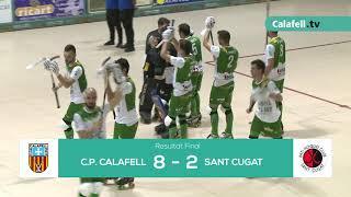 Calafell Esportiu | CP Calafell 8 - 2 PHC Sant Cugat