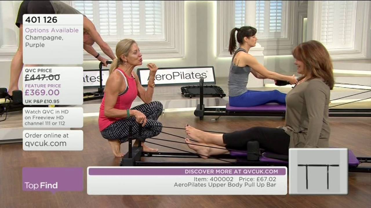 Debbie Flint S Bare Feet On Qvc Uk Pilates Show Youtube