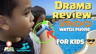Baixar Drama anak Review imoo Y1 Watch Phone For Kids | TheRempongsHD