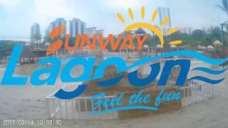Sunway Lagoon Theme Park | 2017