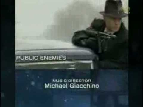 Download FIRST LOOK: 'Public Enemies' Movie Trailer from 2009 Oscars Telecast