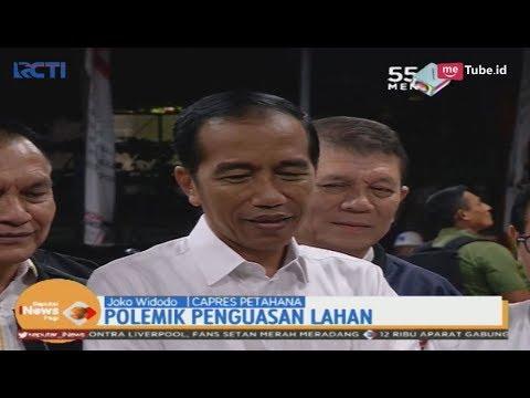 Jokowi Tak Masalahkan Lahan Prabowo subianto Legal Atau Ilegal - SIP 21/02