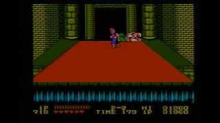 Double Dragon NES - One Life Run