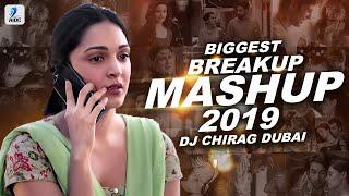 Biggest Breakup Mashup 2019 DJ Chirag Dubai Mp3 Song Download