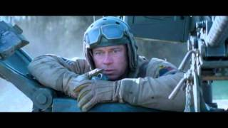 Fury- Tiger vs Sherman Scene