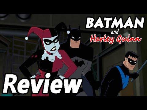 Batman and Harley Quinn-Movie review