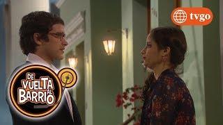 ¿Dante y Anita se besarán en su primera cita? - De Vuelta al Barrio avance Miércoles 16/08/2017