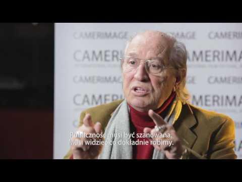Camerimage Vittorio Storaro interview
