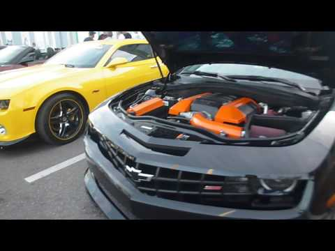 Old Town Kissimmee American Muscle Car Show 2017