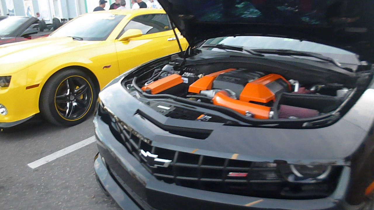 Old Town Kissimmee American Muscle Car Show YouTube - Kissimmee car show