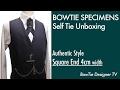 Bow Tie Brand online shop for sale/Square End 4cm/BOWTIE SPECIMENS