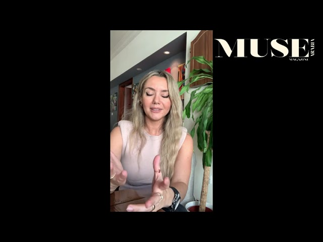 Muse Arabia/ Kristel Bechara/ Exclusive Interview