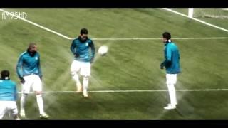 Cristiano Ronaldo ( Real Madrid training )  2012 HD