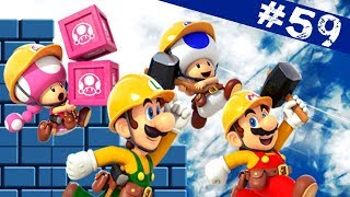 TEST EN CARTON #59 - Super Mario Maker 2