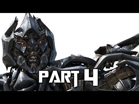 Transformers Rise of the Dark Spark Walkthrough Gameplay Part 4 - Sideswipe (PS4)